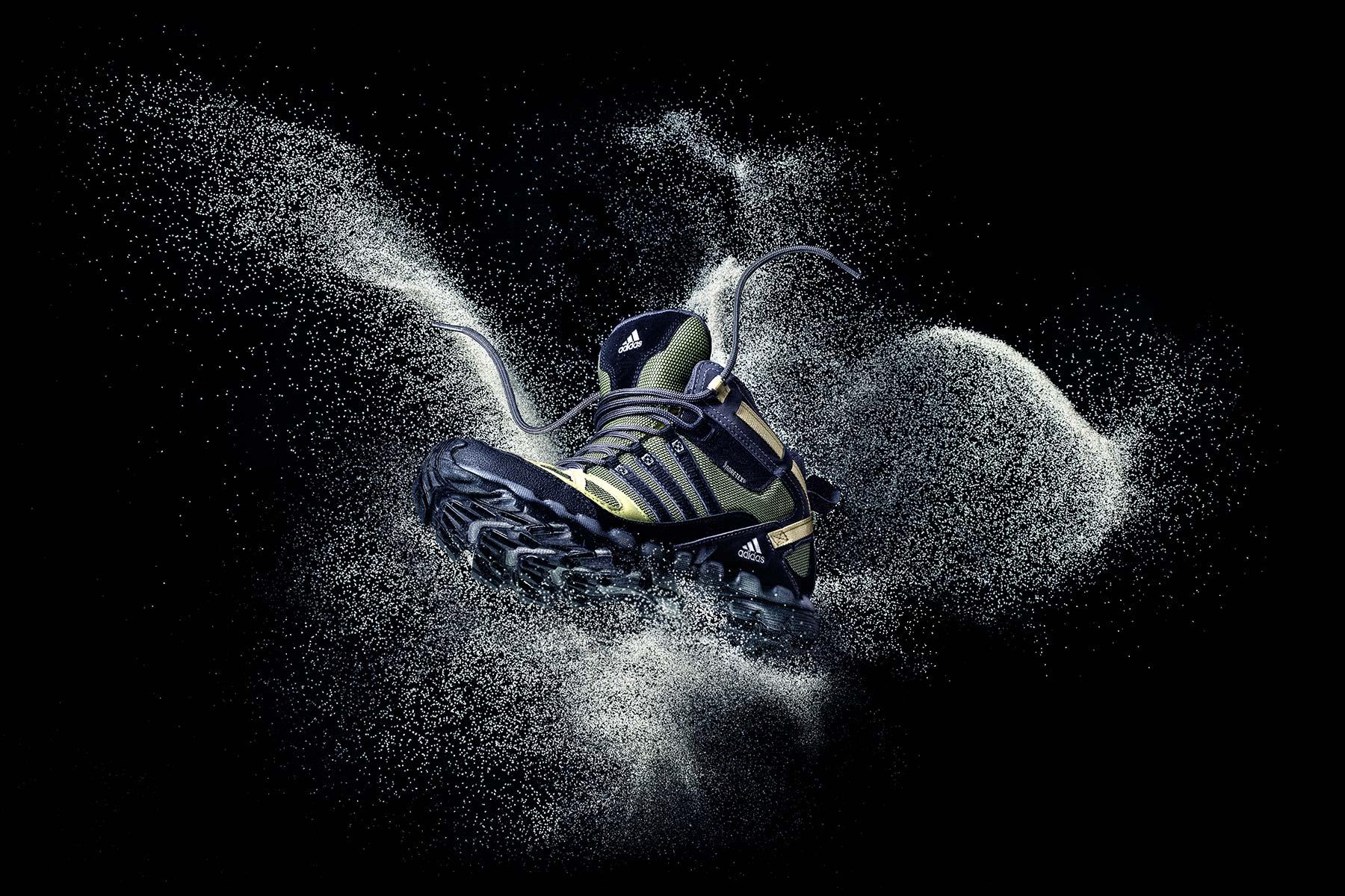 Adidas-Schuh-Produkt-Werbefotograf-Stilllife-Fotograf-Muenchen