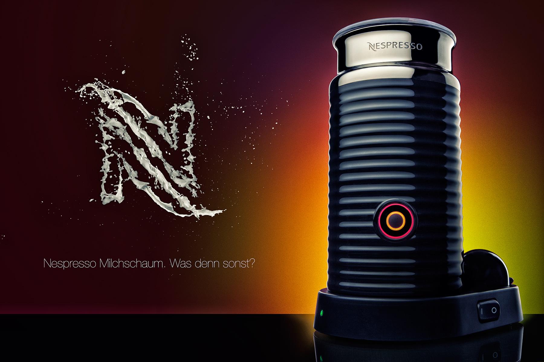 Nespresso-Produkt-Werbefotograf-Stilllife-Fotograf-Muenchen
